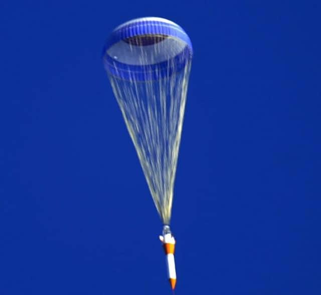 Water Bottle Rocket Parachute: Organizational Physics By Lex Sisney