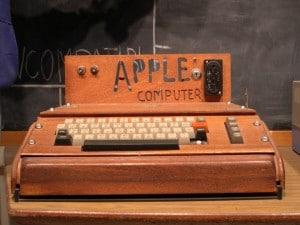 firstapplecomputer