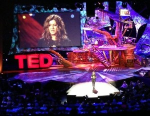 Nilofer Merchant speaking at Ted.