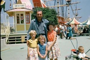 The original Disneyland.