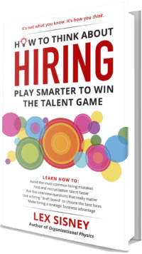 How to think about hiring