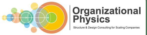 Organizational Physics by Lex Sisney Logo